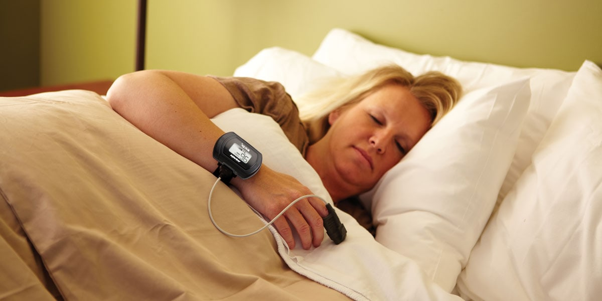 Using Overnight Pulse Oximetry To Manage Oral Appliance